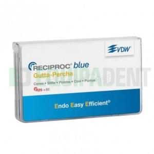 GUTTAPERCHA RECIPROC BLUE