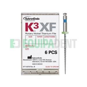 K3 XF FILE 25 mm.G-PACK