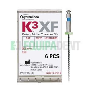 LIMAS K3 XF FILE 21mm.